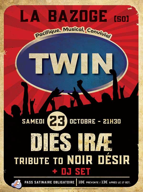 Twin - Tribute to Noir Désir